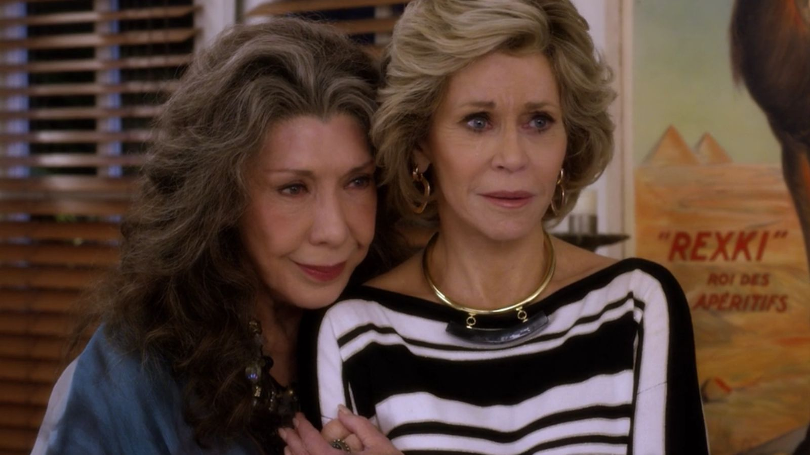 Grace and Frankie: The Party | Season 2 | Episode 12