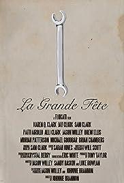 La Grande Fête Poster