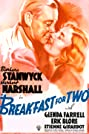 Breakfast for Two (1937) Poster