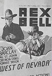 West of Nevada Poster