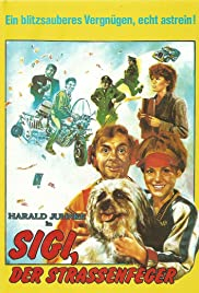 Sigi, der Straßenfeger Poster