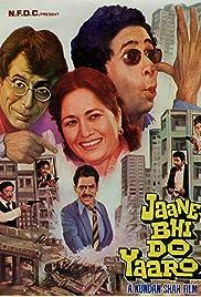 Jaane Bhi Do Yaaro Poster