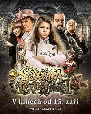 Saxana: La pequeña bruja y el libro encantado Online