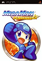 MegaMan Powered Up