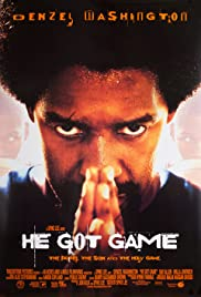 He Got Game Poster