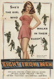 Eight Iron Men (1952) Poster - Movie Forum, Cast, Reviews