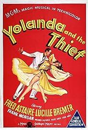 Yolanda and the Thief Poster