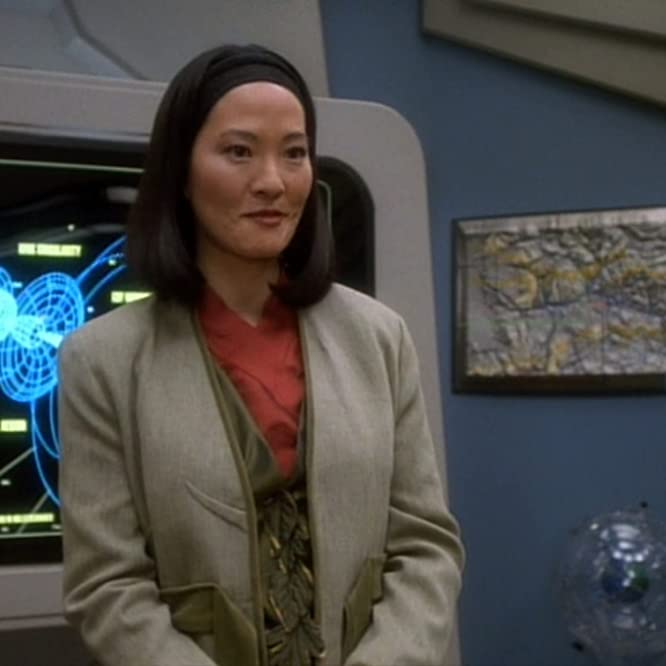 Rosalind Chao in Star Trek: Deep Space Nine (1993)
