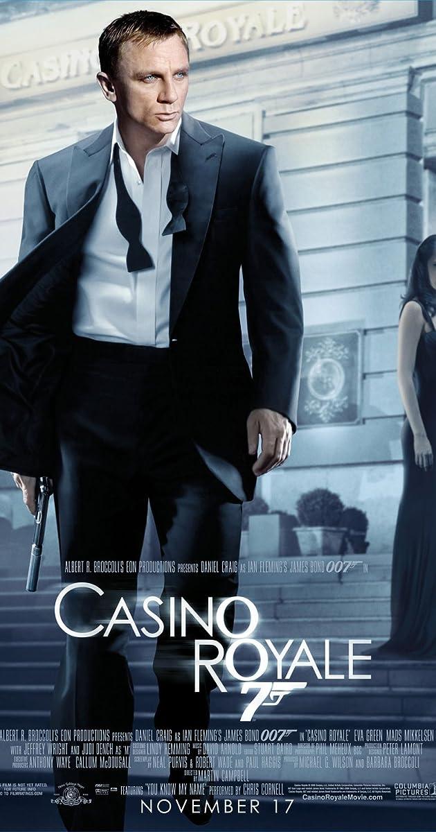 James Bond Cologne Casino Royale
