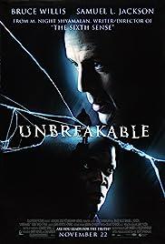 Unbreakable Poster