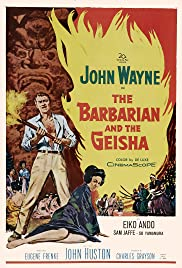 The Barbarian and the Geisha (1958) Poster - Movie Forum, Cast, Reviews