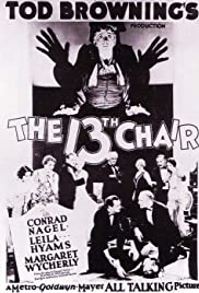 The Thirteenth Chair(1929) Poster - Movie Forum, Cast, Reviews