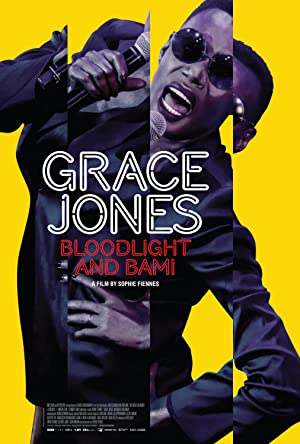 Movie Grace Jones: Bloodlight and Bami (2017)