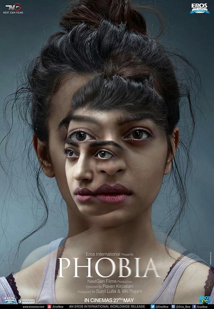 Phobia 2016 Full Movie Download 300MB 700Mb