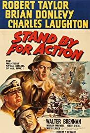 Stand by for Action (1942) Poster - Movie Forum, Cast, Reviews