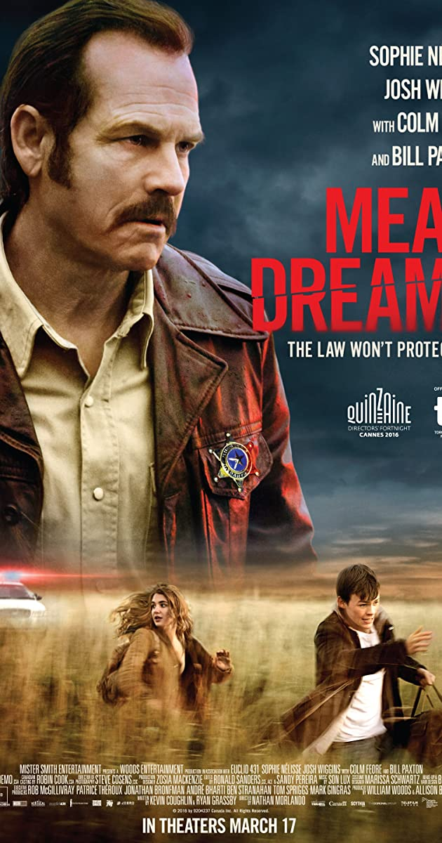 Pavojingos svajonės / Mean Dreams (2016) online