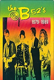 The B-52's Time Capsule: Videos for a Future Generation 79-98 Poster