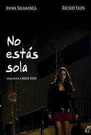 No estás sola, Sara Poster
