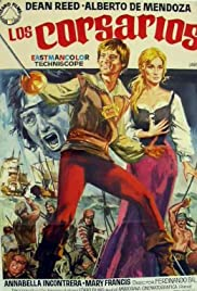 Los corsarios Poster