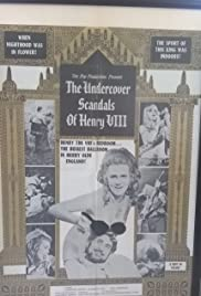 The Undercover Scandals of Henry VIII Poster