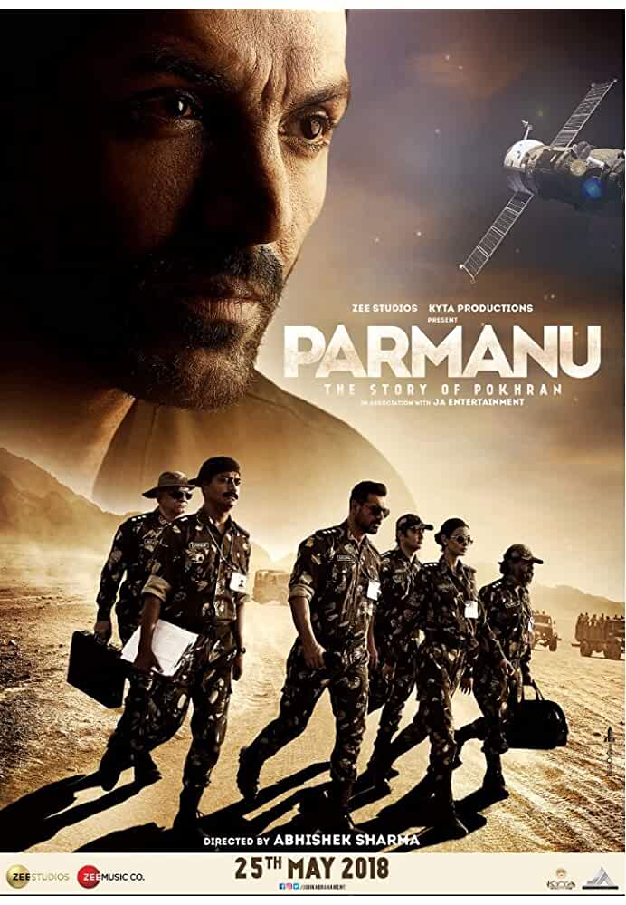 Parmanu The Story of Pokhran (2018) Movie Download 720p 480p 700mb 300mb