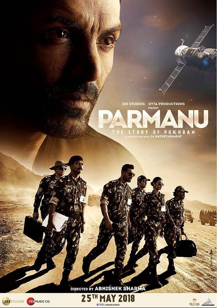 image Parmanu: The Story of Pokhran (2018) Hindi Full Movie Watch Online HD Print Free Download