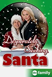 Desperately Seeking Santa Poster