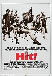 Hit!(1973) Poster - Movie Forum, Cast, Reviews