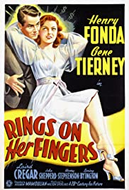 Rings on Her Fingers (1942) Poster - Movie Forum, Cast, Reviews