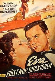 Eva küßt nur Direktoren Poster