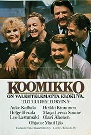 Koomikko Poster