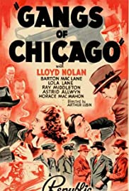 Gangs of Chicago Poster