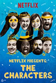 The Characters Poster - TV Show Forum, Cast, Reviews
