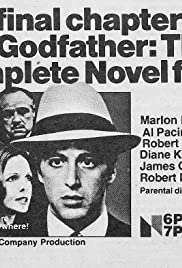 the godfather a novel for television tv miniseries 1977