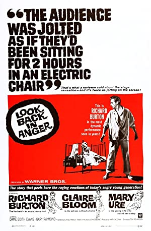 Look Back in Anger (1959)
