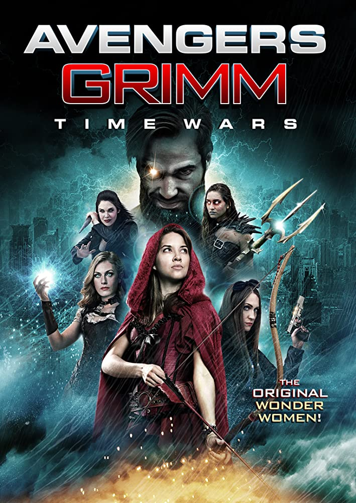 Avengers Grimm Time Wars 2018 English 240MB HDRip 480p x264