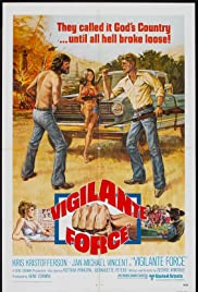 Vigilante Force Poster