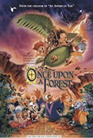 Once Upon a Forest(1993) Poster - Movie Forum, Cast, Reviews