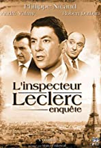 L'inspecteur Leclerc enquête