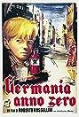 Germany Year Zero (1948) Poster