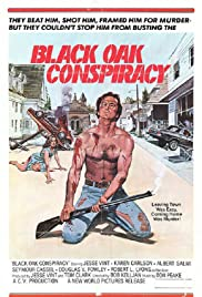 Black Oak Conspiracy Poster
