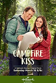 Image result for campfire kiss