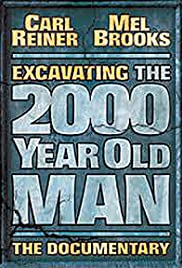 Excavating the 2000 Year Old Man Poster