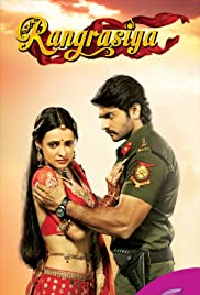 Rang Rasiya Poster - TV Show Forum, Cast, Reviews