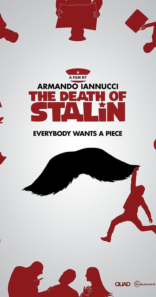 the death of stalin imdb