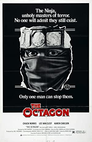 The Octagon poster