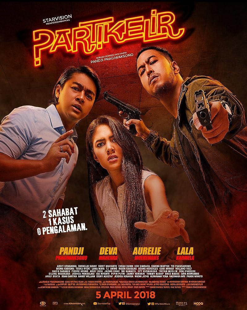 Hasil gambar untuk Partikelir (2018) poster