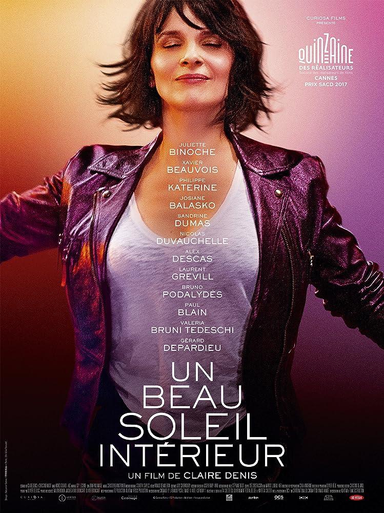 Juliette Binoche in Un beau soleil intérieur (2017)