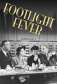 Footlight Fever Poster