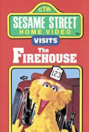 Sesame Street Home Video Visits the Firehouse Poster